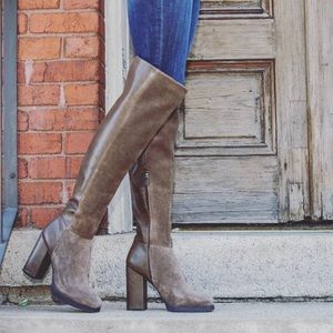 Sam Edelman Circus Howell Over The Knee Boots 6.5